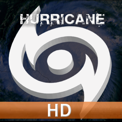 Hurricane HD™ Logo