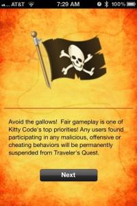 Avoid the Gallows